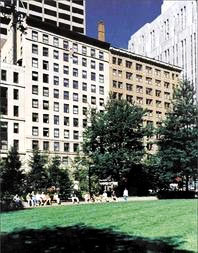 Commercial Property Post Office Square Boston
