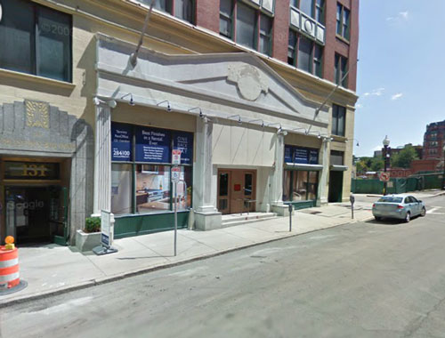 Commercial real estate for rent at 131 Clarendon Street boston