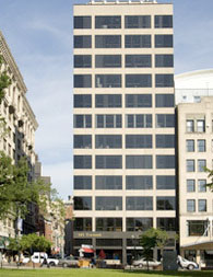 Offices and retail space for lease in boston