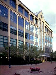 Kendall Square office building in Cambridge, MA