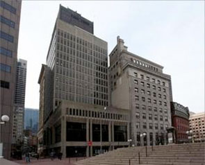 Boston Office Building for Rent