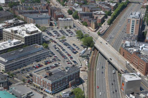 Central Artery in Boston