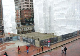 Filenes in downtown crossing boston