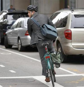 Bike lanes in Boston make the city more bike friendly