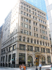 Office Building at 45 Milk st. in Boston financial district