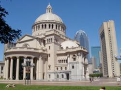 Christian Science Church in Boston's Back Bay