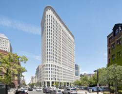 Berkeley Street office building in Boston's Back Bay