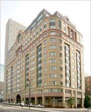 Office Building at 116 Huntington Ave. in Boston