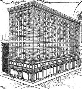 Rendering of 101 tremont street in Boston