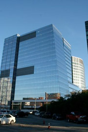 Vertex Towers in Boston's Seaport