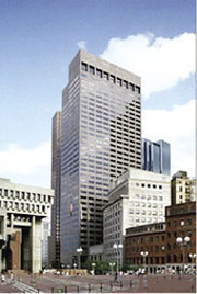 State street offices in Boston