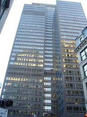 Office at 100 summer st in Boston's financial district
