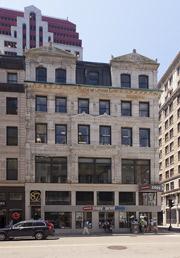 Office building on Summer Street in Boston