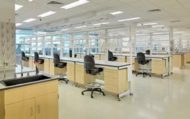 Lab space in Boston