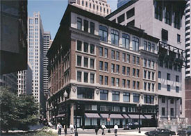 Commercial space for rent at 176 Federal Street in Boston