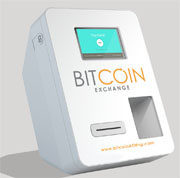 Bitcoin ATM image, going to Boston