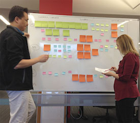 Inside a Boston startup