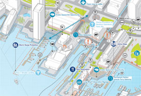 map of boston waterfront upgrades