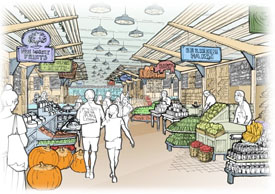 Greenway Food Market graphic