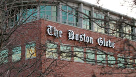 Boston Globe offices