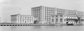 Innovation and Design Building in Boston Marine Industrial Park