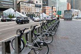 Bike-share in Boston