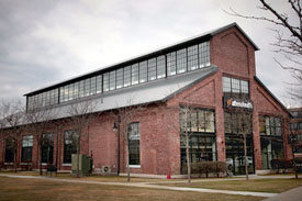 Athenahealth in Watertown Arsenal