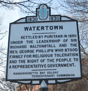 watertown MA