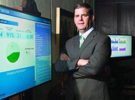 Boston Mayor Walsh announces 'Neighborhood Innovation District Committee'