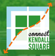 Connect Kendall Square open space and design competition logo