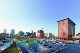 Seaport office space in boston