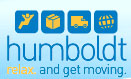 Humboldt moving, logo