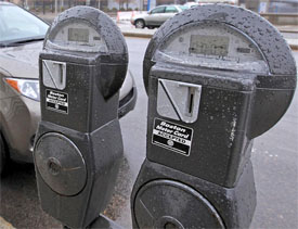 Sensors added to Seaport parking meters