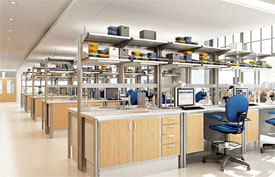 lab space at 640 Memorial Drive in Cambridge