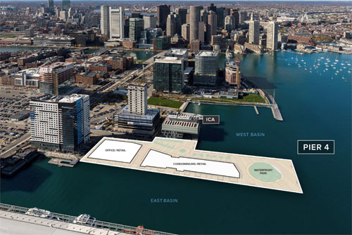 Pier 4 Boston