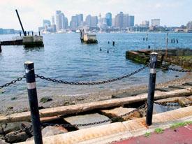 East Boston Waterfront real estate