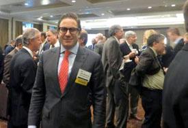Jason Weissman, founder of Boston Realty Advisors