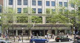 newbury street real estate building