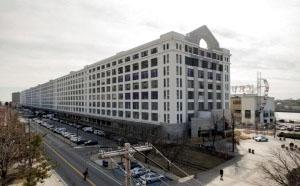 Boston design center in seaport
