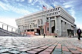 City Hall in Boston