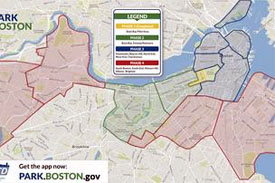 ParkBoston: Mobile Parking App for Downtown Boston and Cambridge