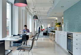 class a office space in Boston