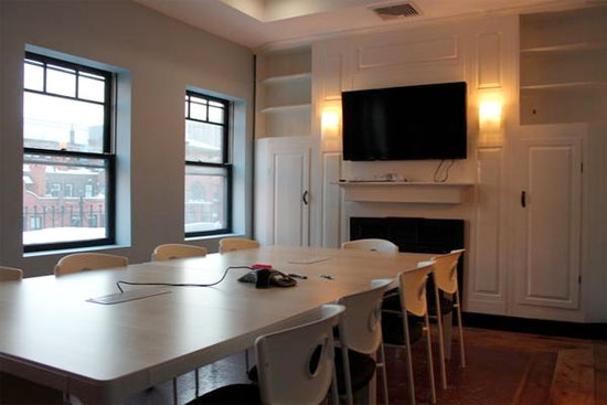 office space on newbury street