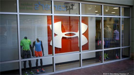 Under Armour outlet Somerville