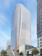 rendering of new john hancock_tower at 380 Stuart Street