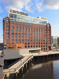 Converse Building in Brighton MA
