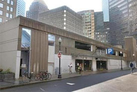Winthrop Square garage site