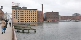 GE's new office space in Fort Point