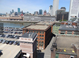 GE Fort Point Seaport offices