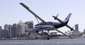 Seaplane planned for Boston harbor
